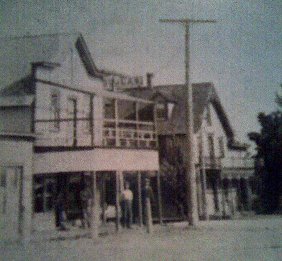 Lake Ann Old Buildings