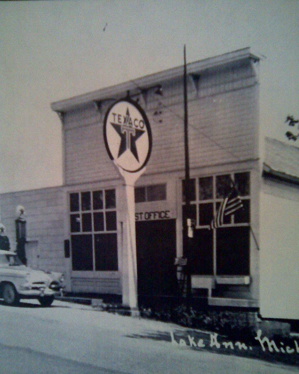 Old Lake Ann Goins Store
